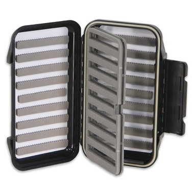 Bob Ward`s Fly Shop The Go To Fly Box with Leaf