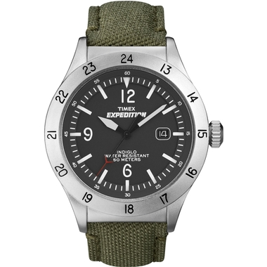 Expedition Military Field Green Nylon Watch