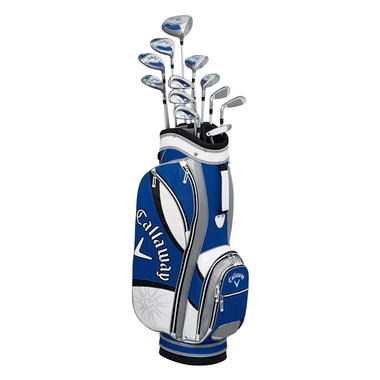 Women's Solaire 13-Piece Complete Golf Set