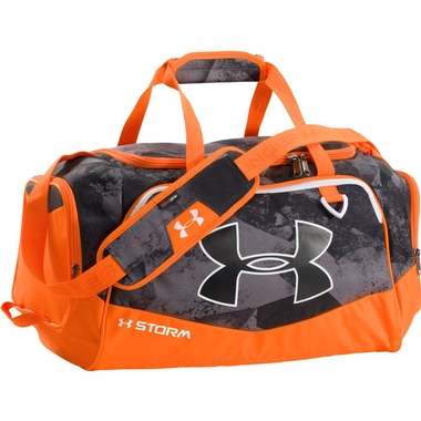 Undeniable Storm Small Duffle