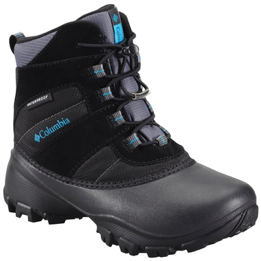 Boy's Youth Rope Tow III Waterproof Winter Boot