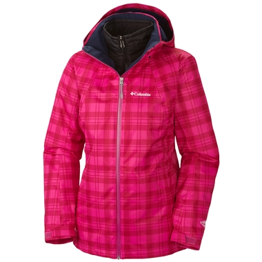 Women`s Whirlibird Interchange Jacket