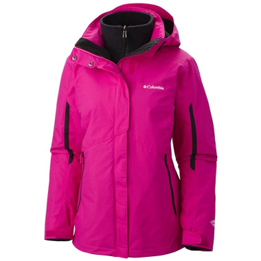 Women`s Bugaboo Interchange jacket
