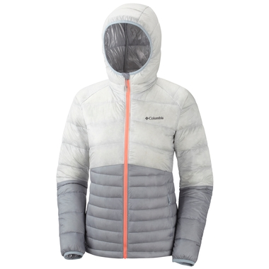 Women`s Diamond 890 Turbodown Hooded Down Jacket