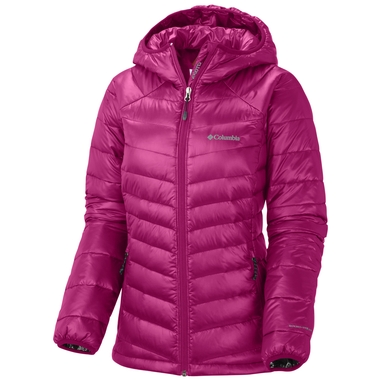 Women`s Gold 650 Turbodown Hooded Down Jacket