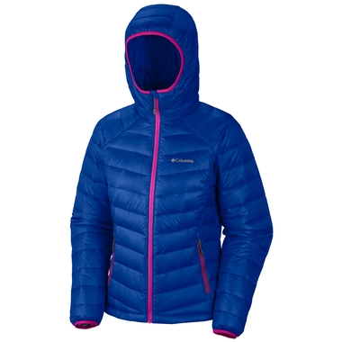 Women`s Platinum 860 Turbodown Hooded Jacket