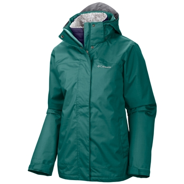 Women`s Sleet To Street Interchange Jacket