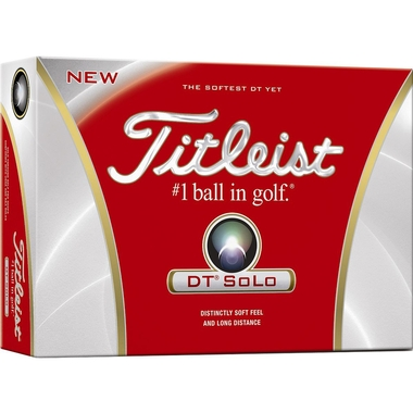 DT Solo Golf Ball