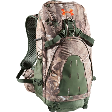 UA 1800 Camo Backpack