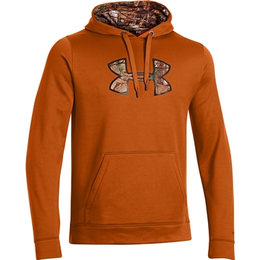 Men`s UA Armour Fleece Storm Caliber Hoodie