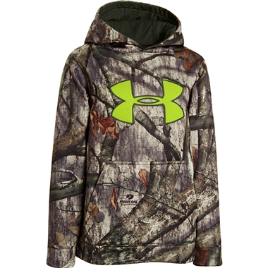 Youth UA Armour Fleece Scent Control Hoodie