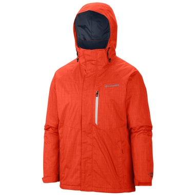 Men`s Alpine Action Jacket