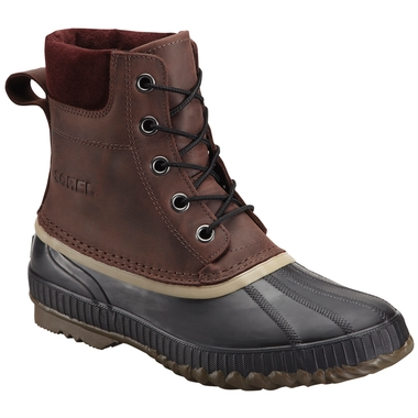 Mens Cheyanne Lace Full Grain Leather Boots