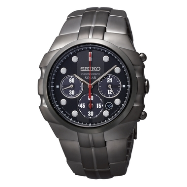 Mens Solar Core Chronograph Watch (SSC091)