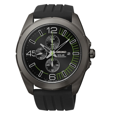 Mens Solar Core Chronograph Watch (SSC205)