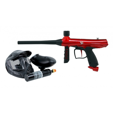 Gryphon Paintball Marker Power Pack (Red)