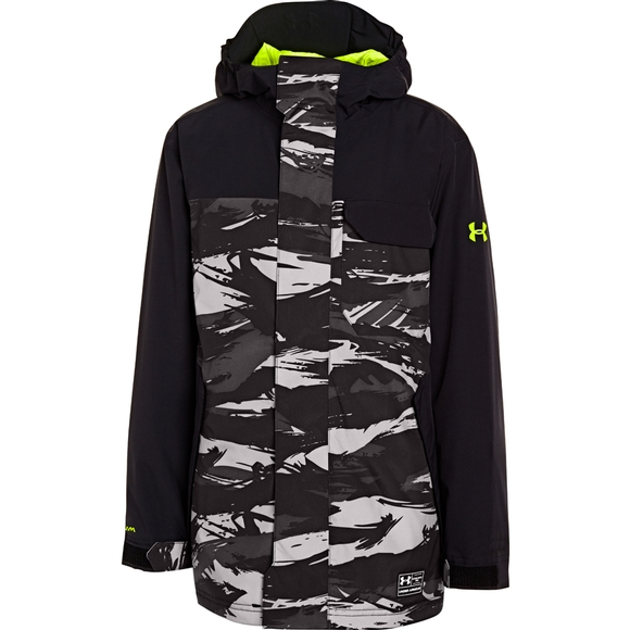 Under Armour Mountain Boy`s Youth UA ColdGear Infrared Hacker Jacket