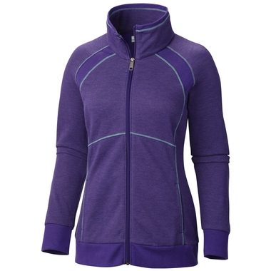 Women`s Heather Hills Full-Zip