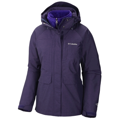 Women`s Portland Explorer Inter Change Jacket