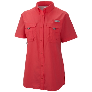Women`s Bahama PFG Short Sleeve Shirt