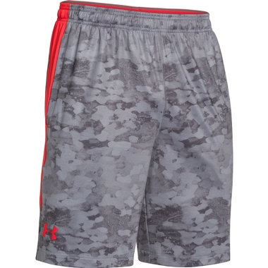 Mens UA Raid Printed Shorts