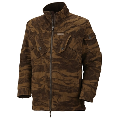 Mens Expedition Ridge Wool Jacket
