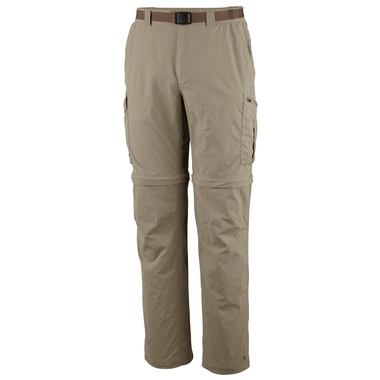 Mens Silver Ridge Convertible Pant (Plus Sizes)