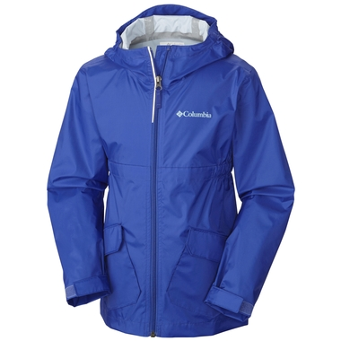 Girls Youth Trail Trooper Rain Jacket