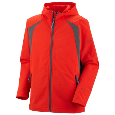 Boys Youth Glacier Tech Softshell