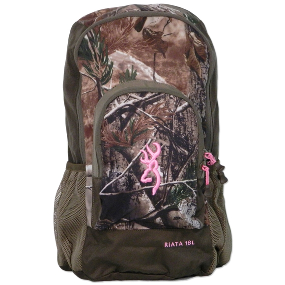 Browning women s rita 18l backpack for Browning fishing backpack