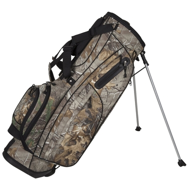 Realtree Camouflage Golf Stand Bag