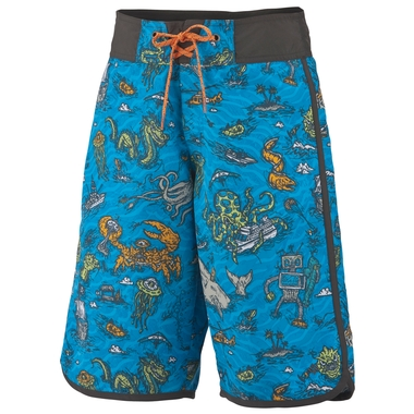 Youth Boys Lure Feast Boardshort