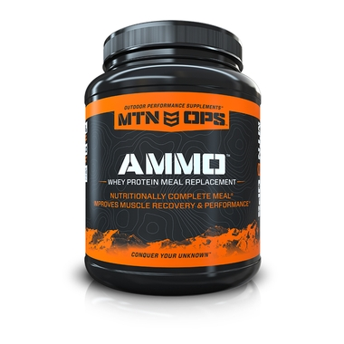 AMMO Whey Protein Meal Replacement Supplement