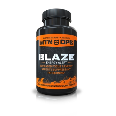 Blaze Focus and Energy Supplement