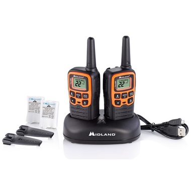 T51VP3 22 Channel  X-Talker Two-Way Radios