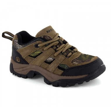 Boy's Youth Bismarck Low Jr Hiking Shoes