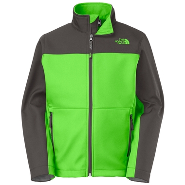 Boy`s Youth TNF Apex Bionic Jacket