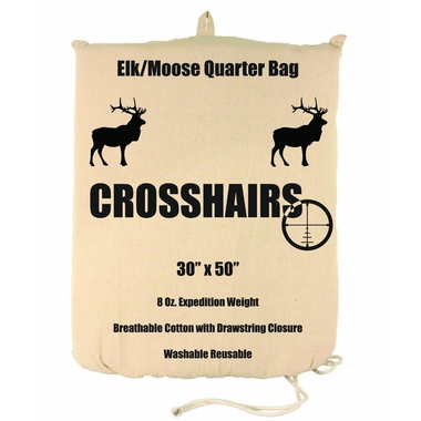 Elk/Moose 30x50`` Quarter 8oz Bag