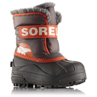 Toddler`s Snow Commander Winter Boot