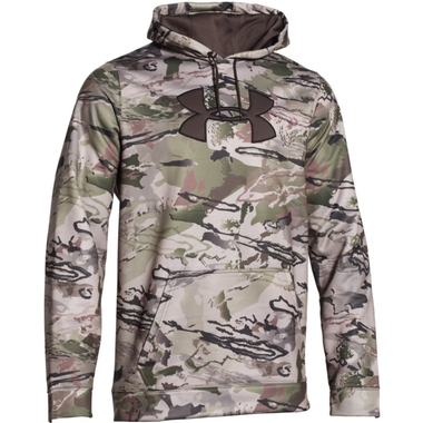 Men`s Camo Big Logo Hoodie (Tall)