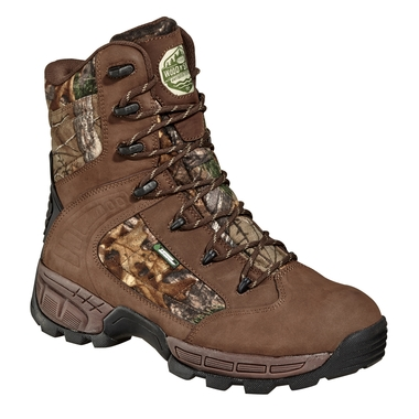 Mens 8`` Gunner Non-Insulated Hunting Boots