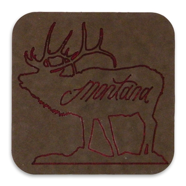Engraved Drink Coaster