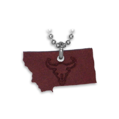 Montana Engraved Necklace