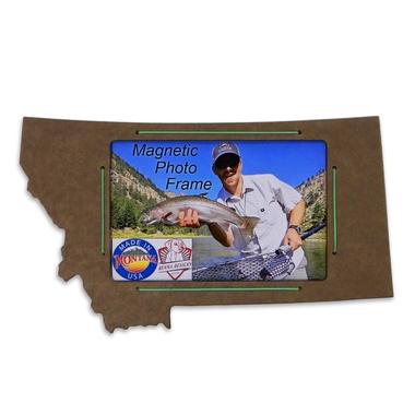 Montana 4x6 Magnetic Picture Frame