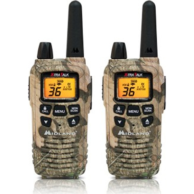 LXT650VP3 Up to 30 Mile Two-Way Radios