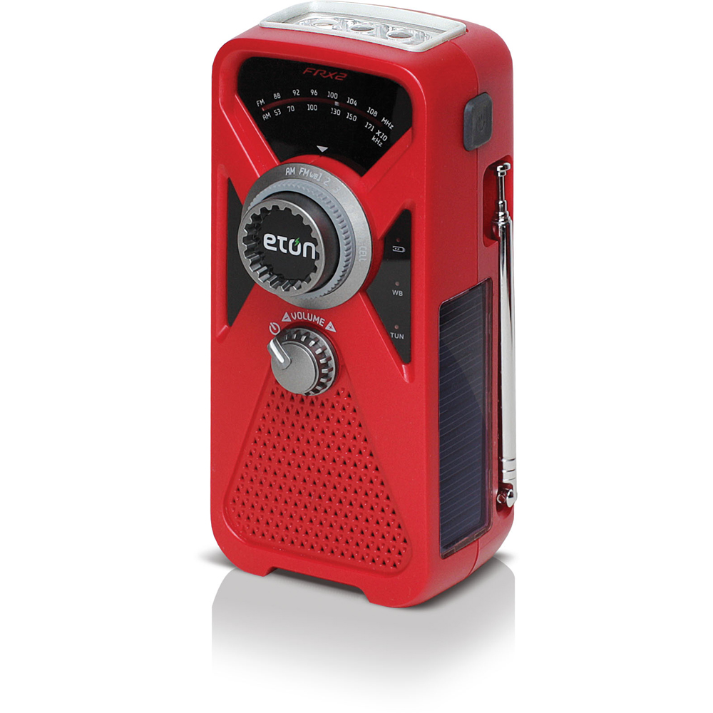 Eton Frx 2 American Red Cross Emergency Weather Radio And