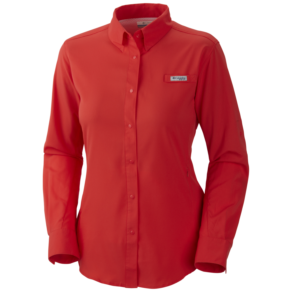 Columbia women 39 s tamiami long sleeve shirt Columbia womens fishing shirt
