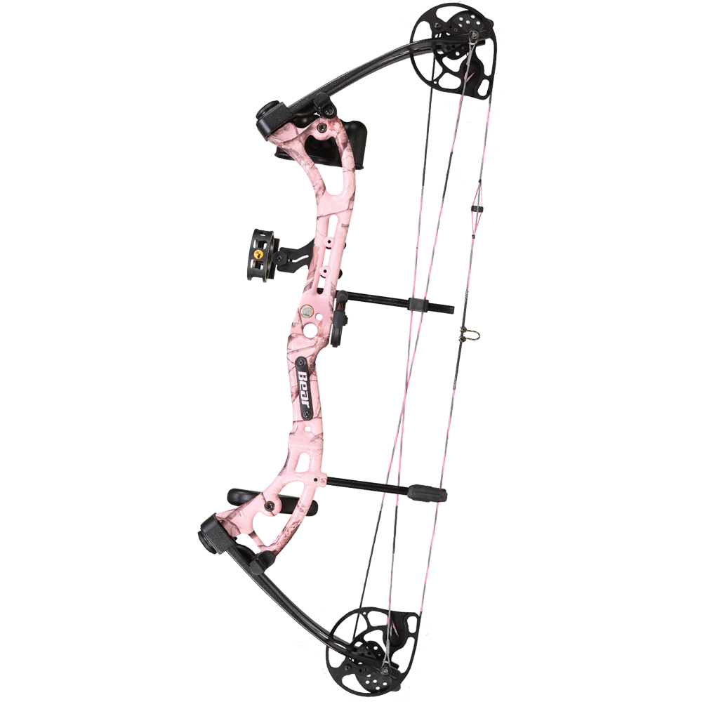 Fred bear archery apprentice 3 15 27 15 50 compound bow right