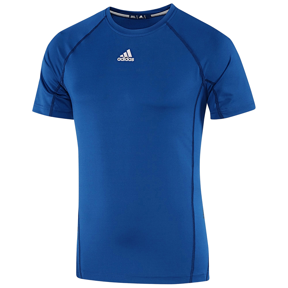 Adidas mens fitted short sleeve shirt for Fitted short sleeve dress shirts for men