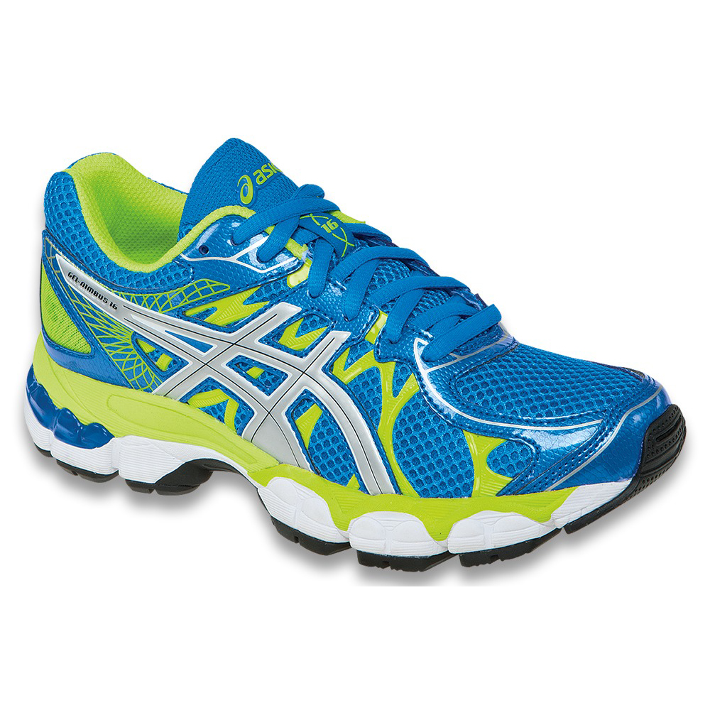 asics youth gel nimbus 16 gs running shoe. Black Bedroom Furniture Sets. Home Design Ideas